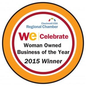 2015 WE Celebrate Woman Owned Winner
