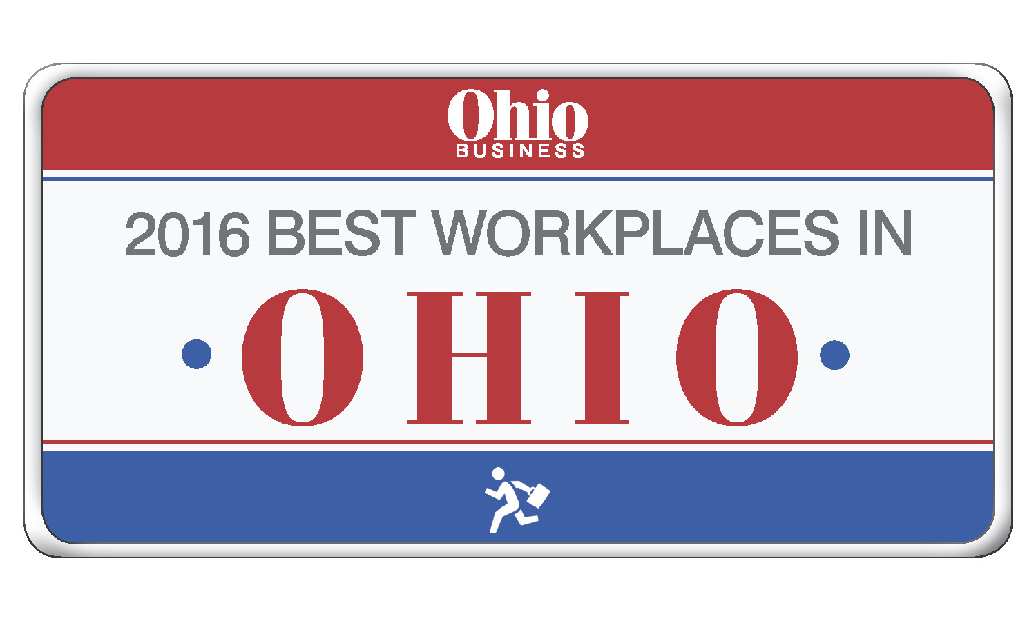 2016 Best Workplaces Award Logo