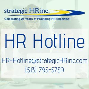HR Hotline Image & phone number 513.795.5759