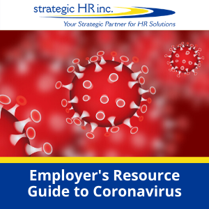 Image for Employer's Resource Guide to Coronavirus (2020)