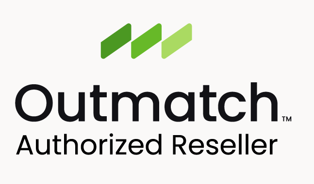 Image of OutMatch Authorized Reseller logo